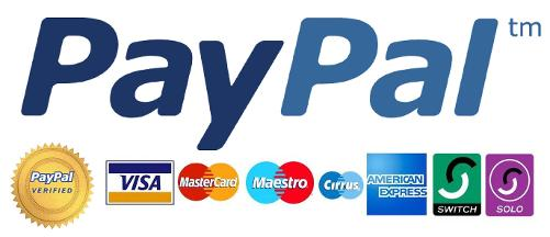 Pay with paypal safely