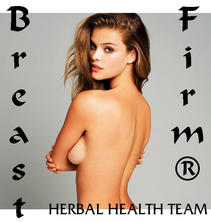 firm breast: