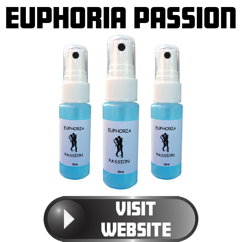 Euphoria Passion Pheromones for men