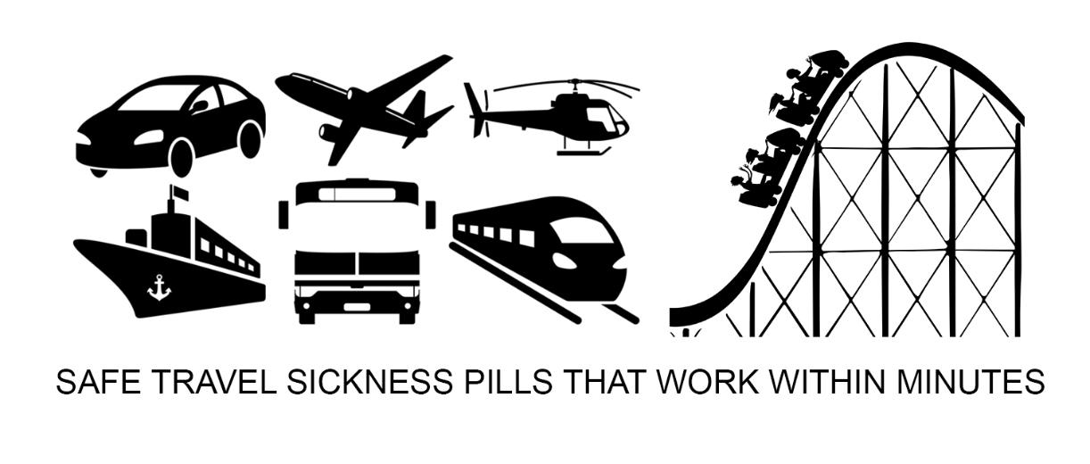 Best travel sick pills that work fast